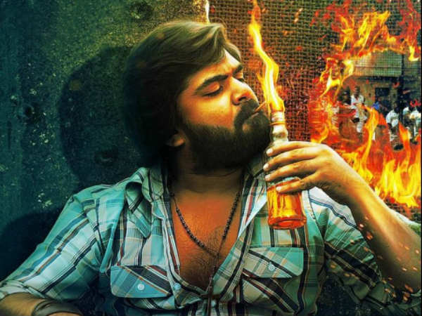 Simbu's AAA to hit screens in April