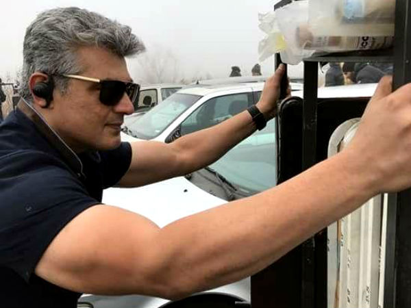 Finally Siva decides to announce Thala 57 title?