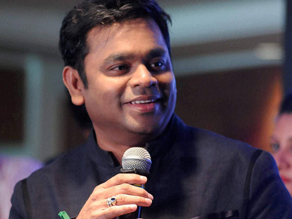 AR Rahman observes one day fasting with family