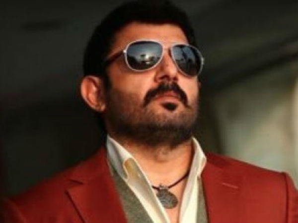 Arvind Swamy reveals the true colour of PETA