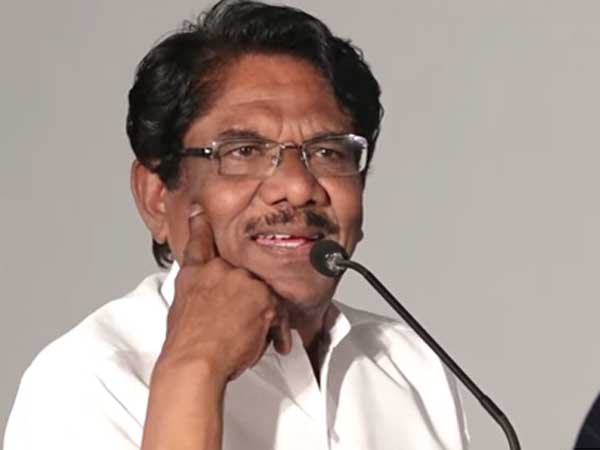 Bharathiraja's statement in support of Jallikkattu