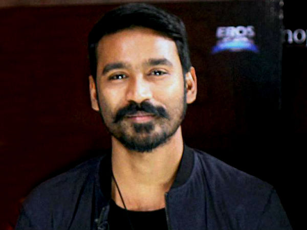 Why does Dhanush say heart breaking?