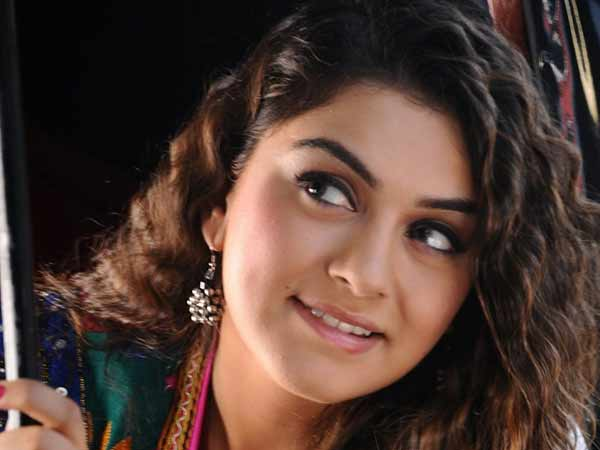 Hansika's re entry in Telugu