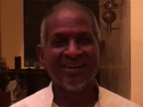 Maestro Ilaiyaraaja's wishes to Jallikkattu protests