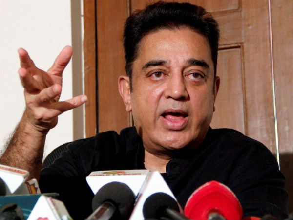 A movement does not a leader - Kamal in a press meet
