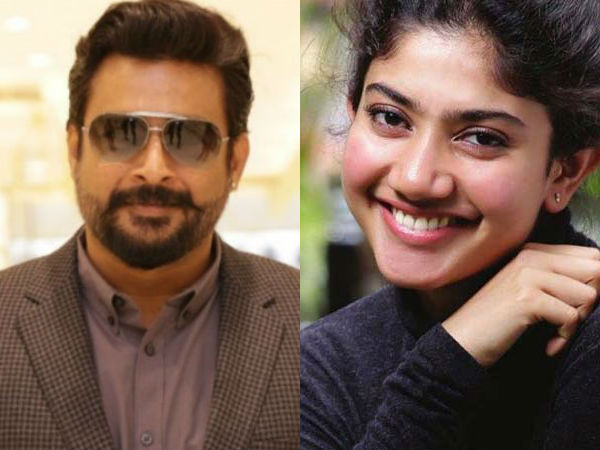 Madhavan - Sai Pallavi - Director Vijay teams up for first time