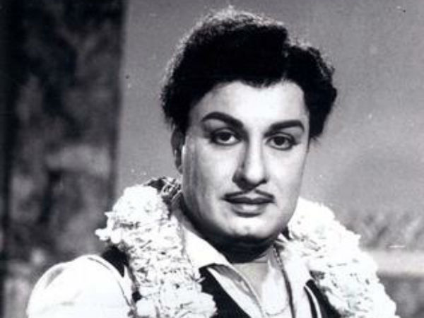Tamil film industry's plan for MGR centenary celebration