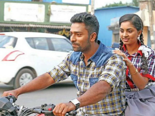 Party Song with 27 actors for Mupparimaanam