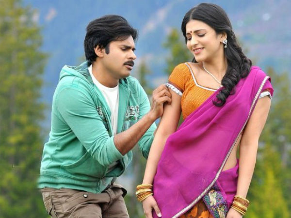 Pawan - Shruthi pair up again for Kattamarayudu