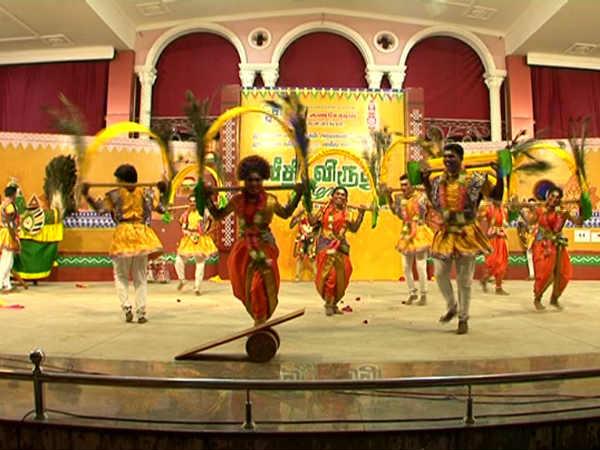 கரகாட்டம், கானாபாட்டு  - இது பெப்பர்ஸ் டிவியின் பொங்கல் சிறப்பு நிகழ்ச்சிகள்