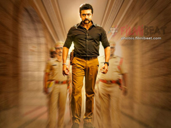 Hari shoots 8 lakh ft footage for Si3
