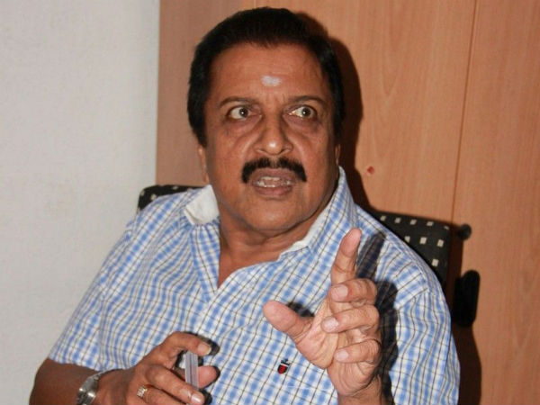 Laws are only for the people, says actor Sivakumar