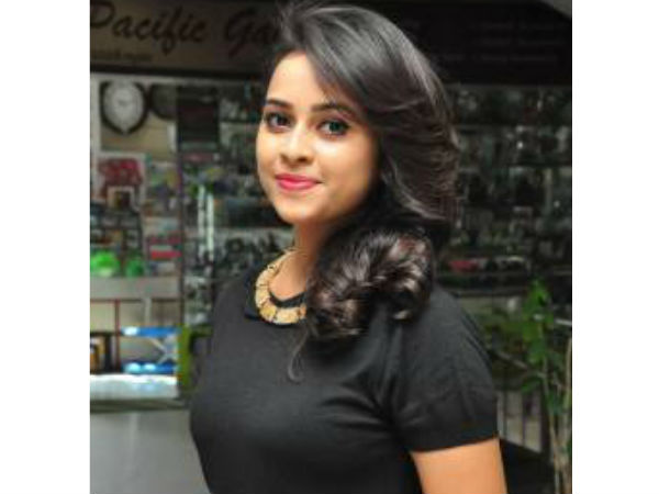 Sridivya's new decision