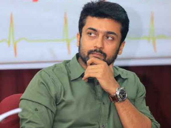 Surya's support to Jallikkattu