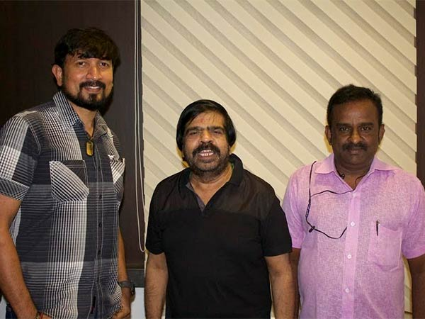 T Rajender releases a special song for Jallikkattu