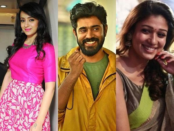 Nivin Pauly is Nayan and Trisha's choice