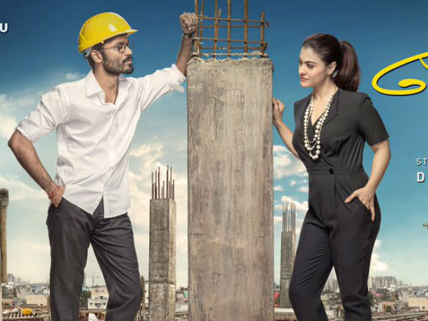 Dhanush has got beautiful antagonist in VIP2