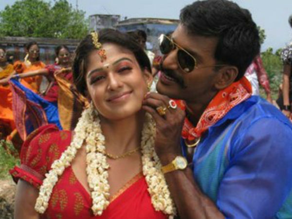 Vishal is not romancing Nayanthara