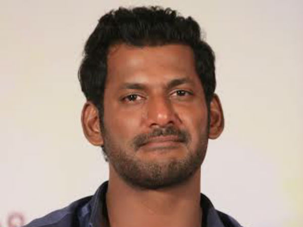 Actor Vishal apologizes for comments on producer council