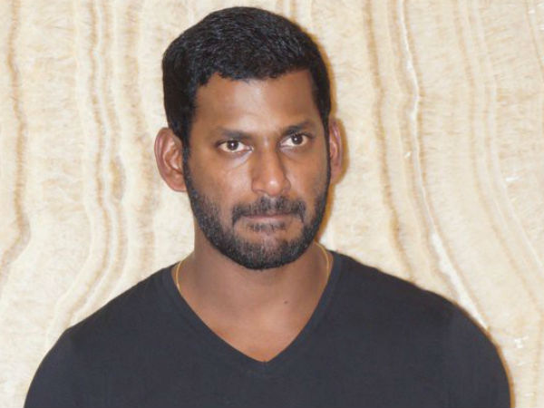 Vishal receives abusive phone calls: Files police complaint