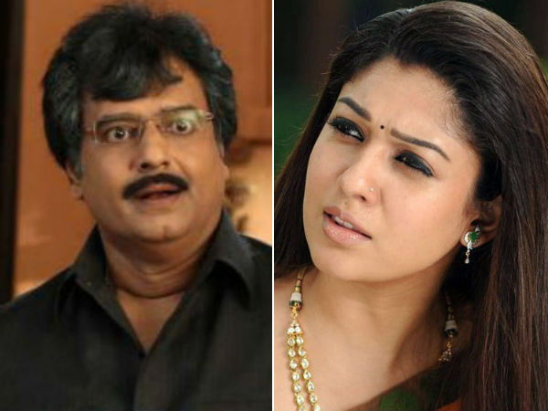Nayanthara's reply to Vivekh's allegation