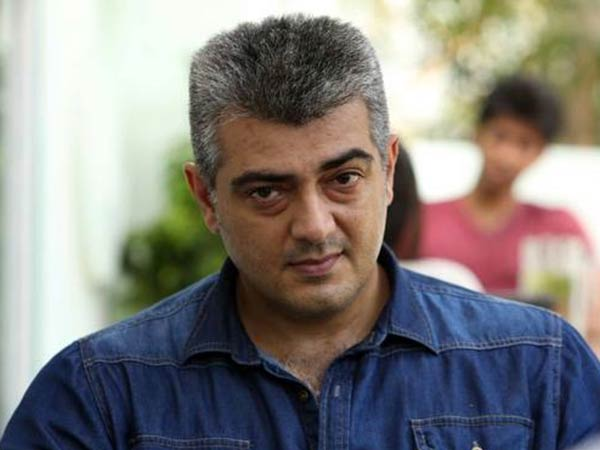 Ajith constructs a huge bungalow