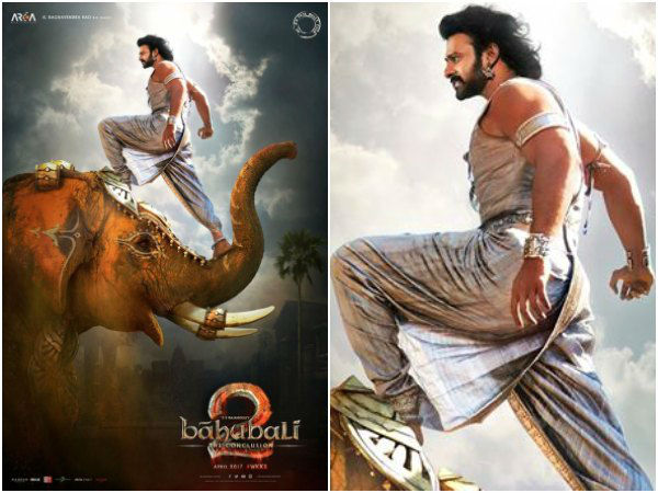 Baahubali 2 motion poster is out on Shivaratri