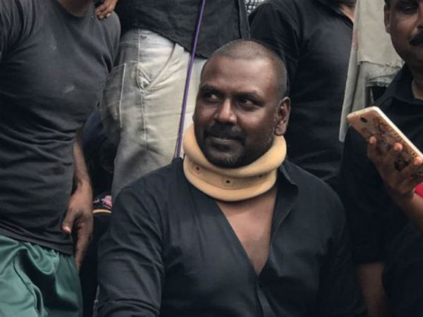 Raghava Lawrence celebrates Jallikkattu success