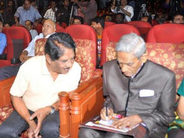 103 வயது தமிழ் திரைப்பட இயக்குநர் ஆண்டனி மித்ரதாஸ் மரணம்!
