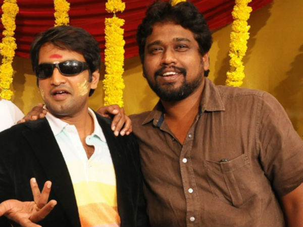 Rajesh to direct Santhanam