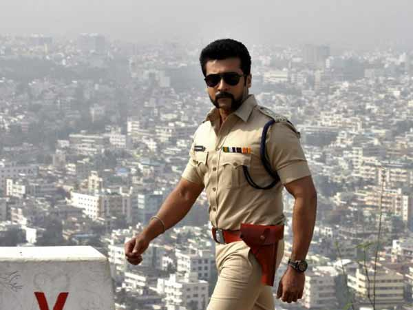 Singam 3 - Readers review