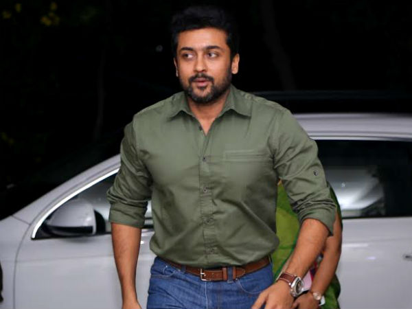 Surya's appeal to fans in abolishing video piracy