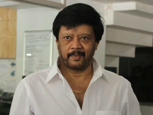 Actor Thiagarajan's interview