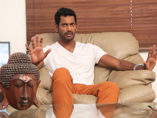 Why Vishal helping poor and students?