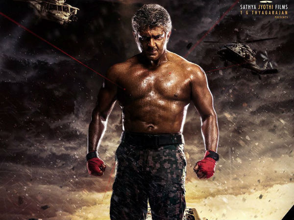 Ajith's Vivegam on Aug 10th?