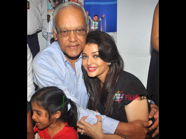 Aishwarya Rai's father is in critical condition