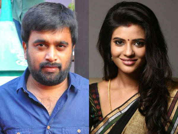 Aishwarya Rajesh in Sasikumar movie