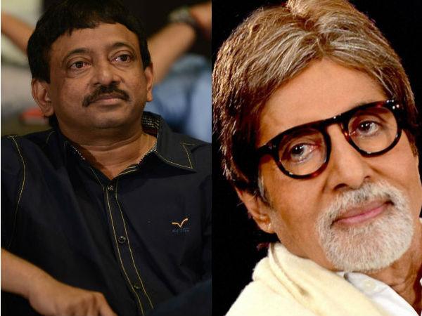 ரம்கோபால் வர்மாவுக்கு அட்வைஸ் செய்த அமிதாப்!