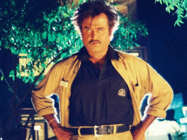 Rajini's Baasha getting great response and big opening