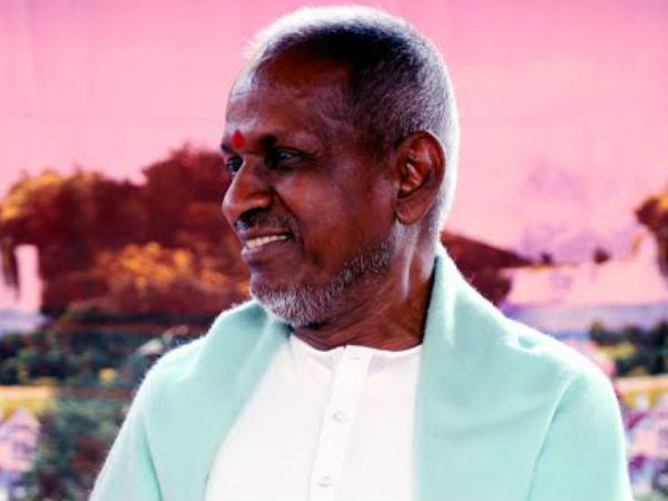 Ilaiyaraaja blesses Bala on Naachiyaar movie pooja