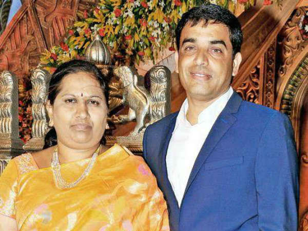 Producer Dil Raju's wife dies of cardiac arrest