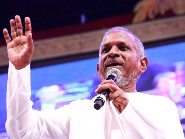 Ilaiyaraaja pays Rs 28 lakhs to Producers as Royalty, says Thaanu