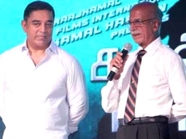 Chandra Haasan was more than a brother to Kamal