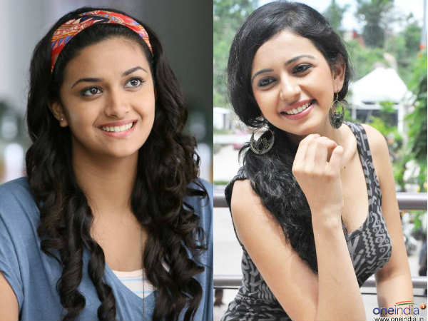 Why Rahul Preet Singh and Keerthi Suresh changing routes?