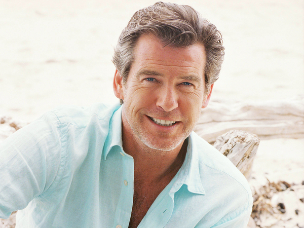 When Pierce Brosnan Was Sick For A Week After Eating Rat