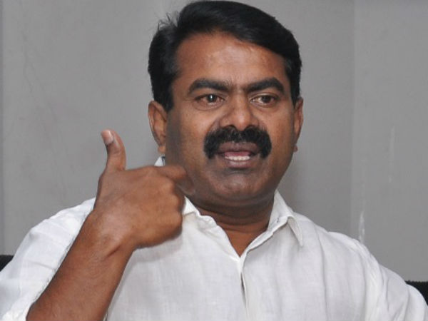 Seeman to join with Vijay Antony