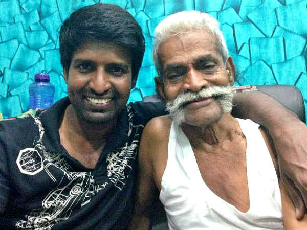 Soori's father no more