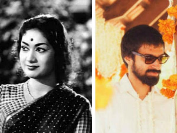Dulquer Salmaan As Gemini Ganesan In Savitri Biopic: சாவித்ரி வாழ்க்கை வரலாற்று படத்தில் ஜெமினி கணேசனாக