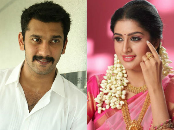 Arulnidhi joins with Radha Mohan again