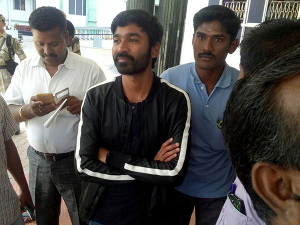 HC dismisses case against Dhanush